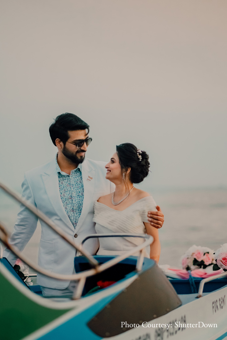 Shilpi and Abhay, Thailand