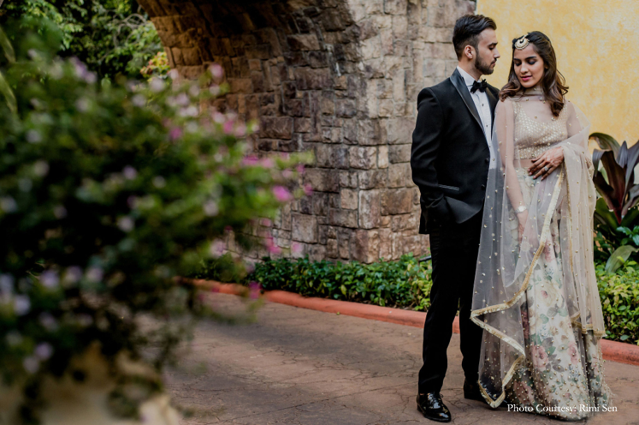 Shreya and Yash, Le Méridien Mahabaleshwar Resort & Spa