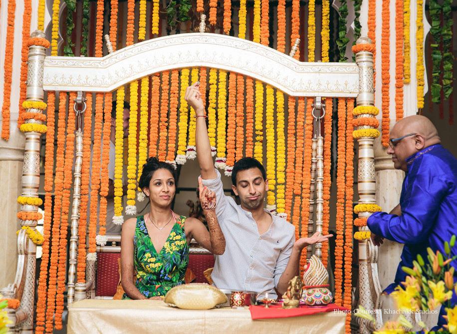 Sneh and Vishal, Hotel Samode Palace, Jaipur