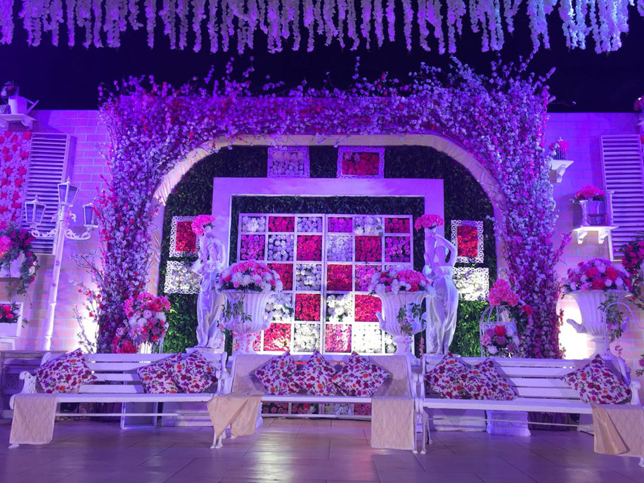 Wedding Experts Predict Decor Trends for 2018