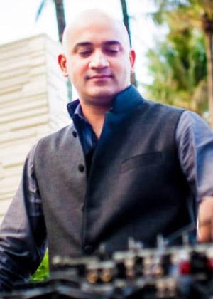 DJ Gaurav Malvai
