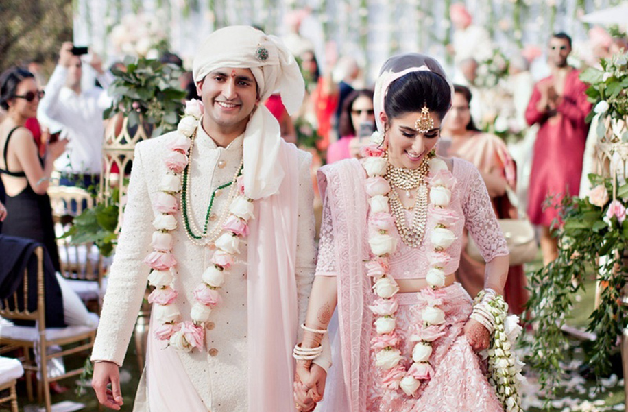 Wedding Jaimala Designs