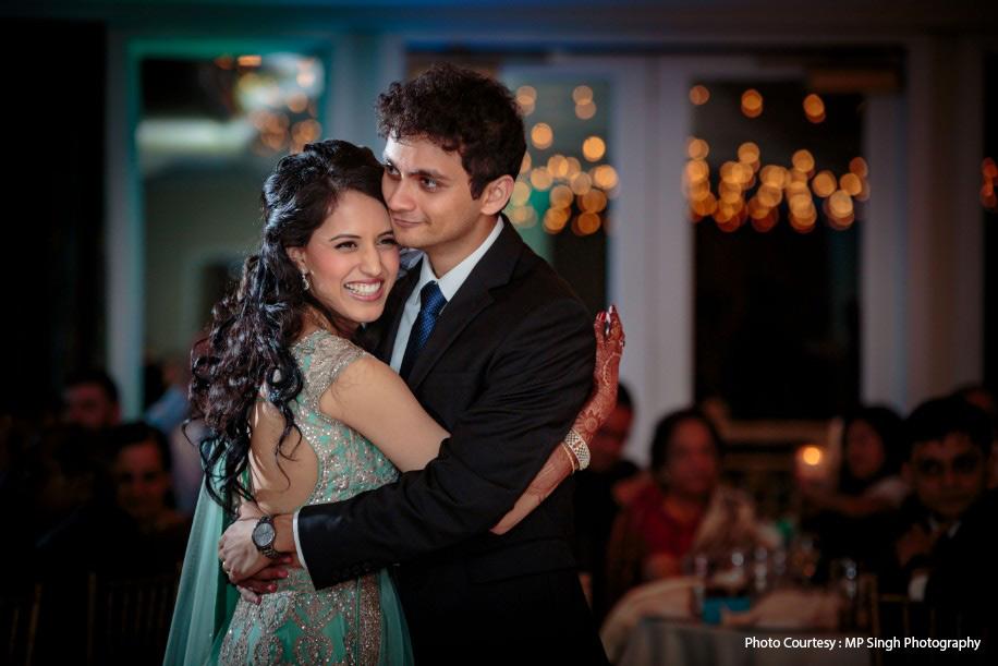 Tanmayee and Aditya, California, USA