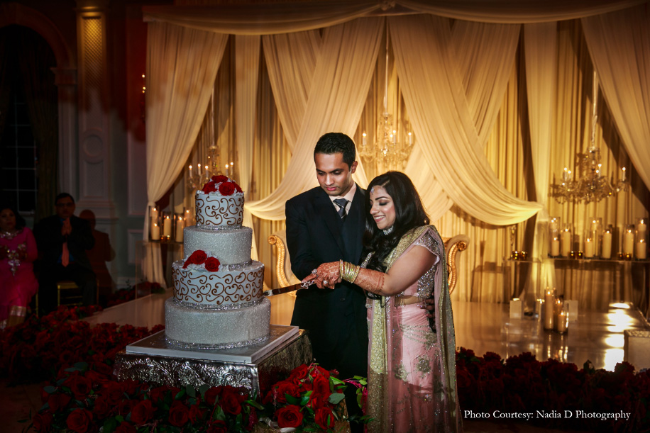 Anjali & Hiral, The Rockleigh, US