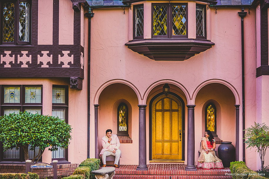Neha and Nakul, Fremont, California
