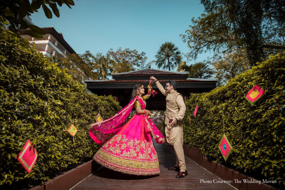 Anushree and Karan, Thailand