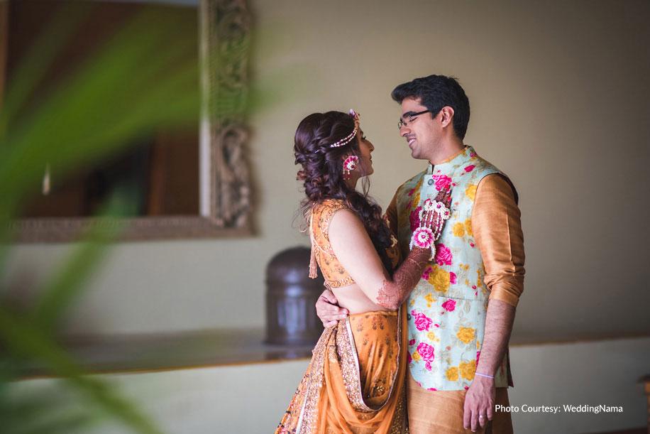 Deepak and Gahana, The Leela Kovalam