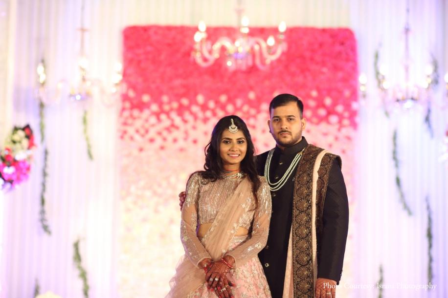 Hinal and Dhawal, Mumbai