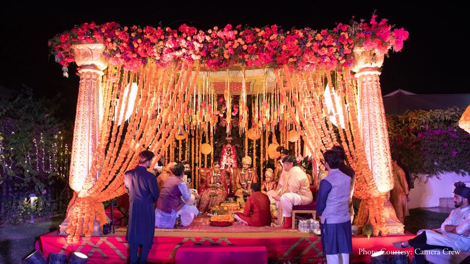 Simran and Ishan, Taj Santacruz, Mumbai