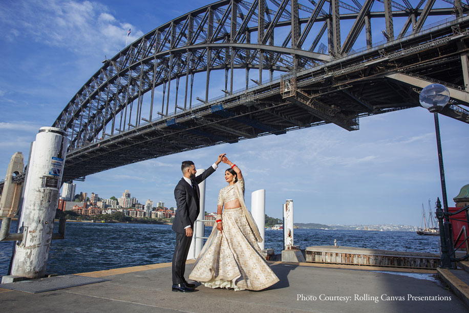 Jashan and Karan, Four Seasons, Sydney
