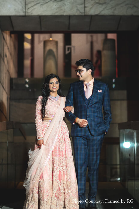 Neha and Vaibhav, Kolkata