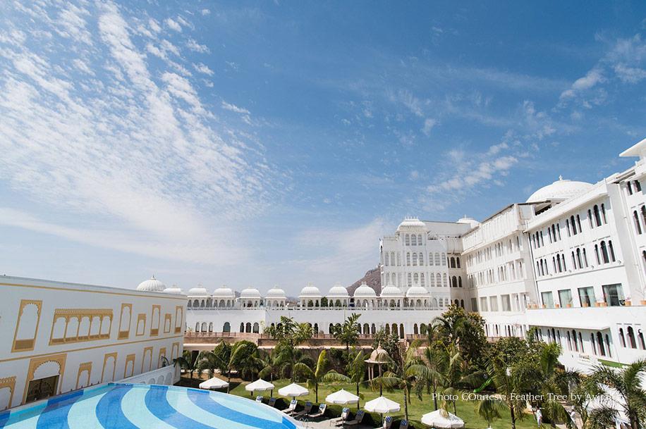 Nidhi and Rahul, Radisson Blu Udaipur Palace Resort & Spa