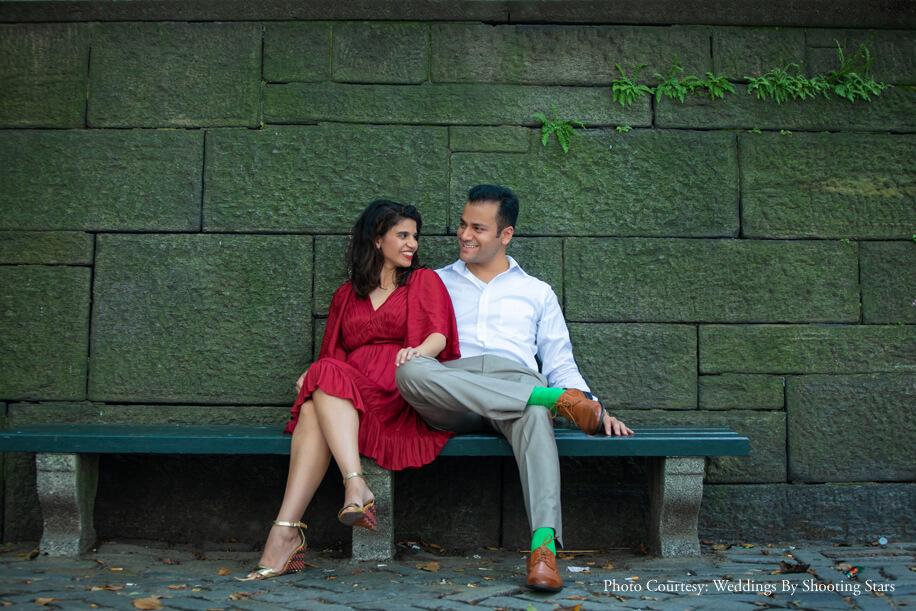 Ruchi and Rahul, New York, USA