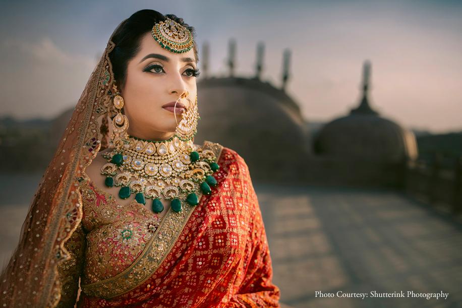 Ridhima and Sahil, Fairmont Jaipur, Rajasthan