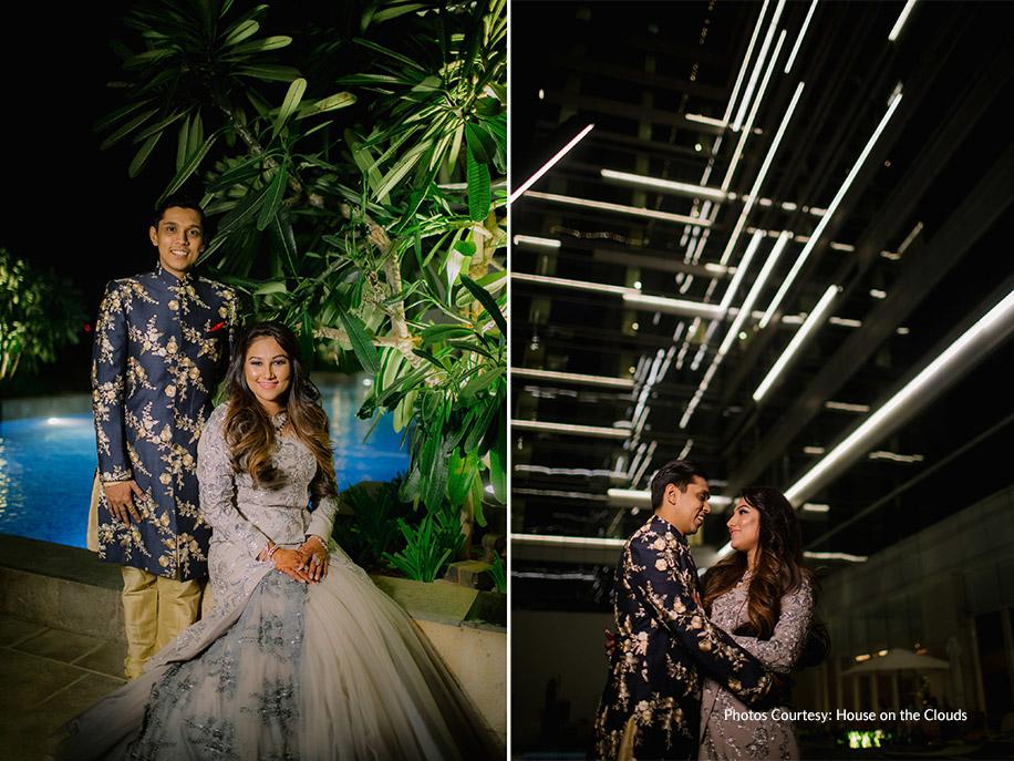 Shreya and Nimit, Bangalore