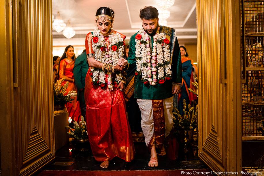 Tamilian Wedding - Snehal and Purval, The St. Regis, Mumbai