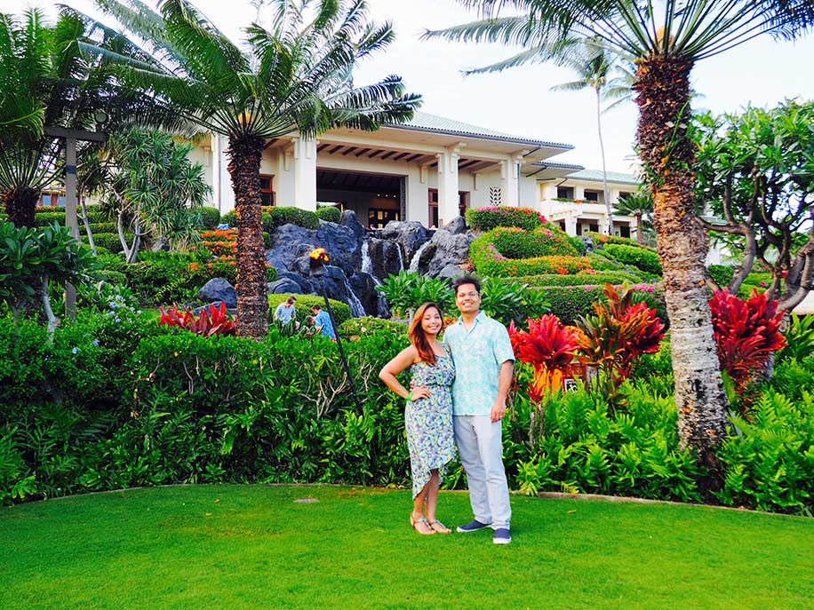 Shipra and Sumer, Hawaii