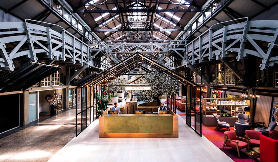 Edgy and Chic Hotels