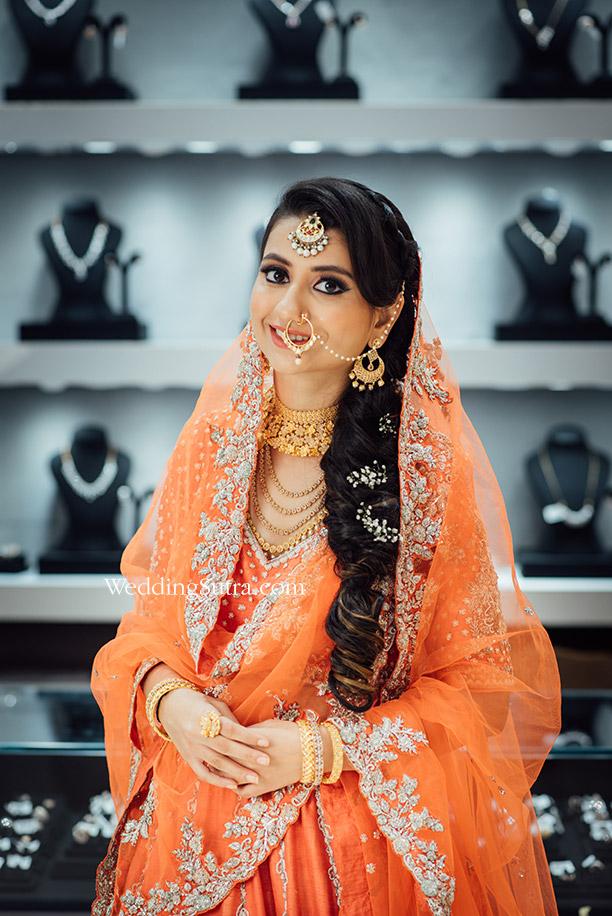 Yesha, Kalyan Jewellers Store