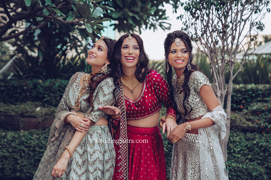 WeddingSutra On Location With Tanishq - Solah Shringaar