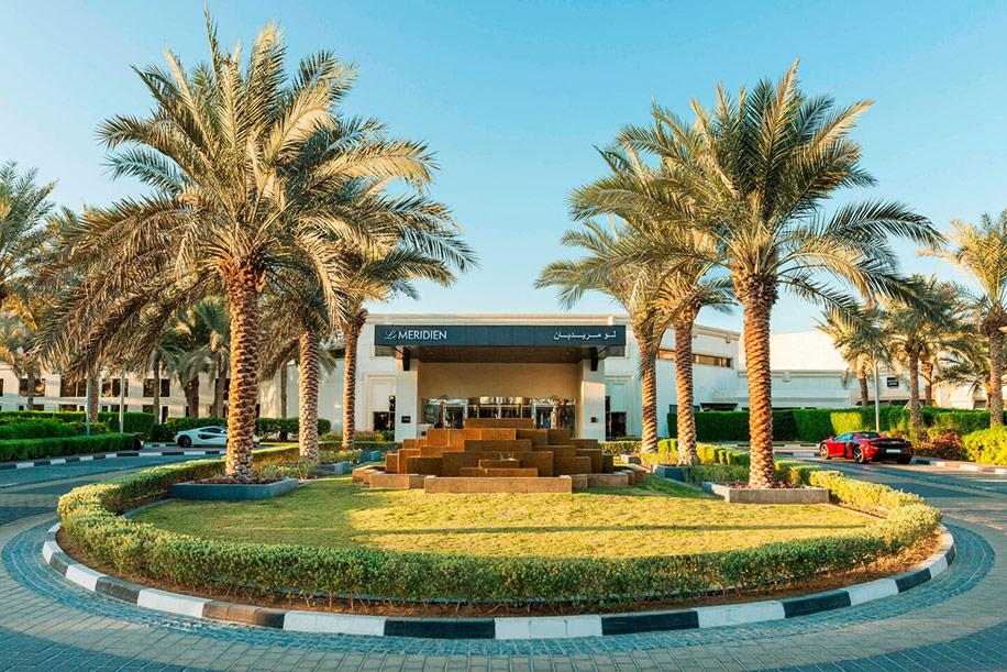Le Méridien Dubai Hotel & Conference Centre, UAE