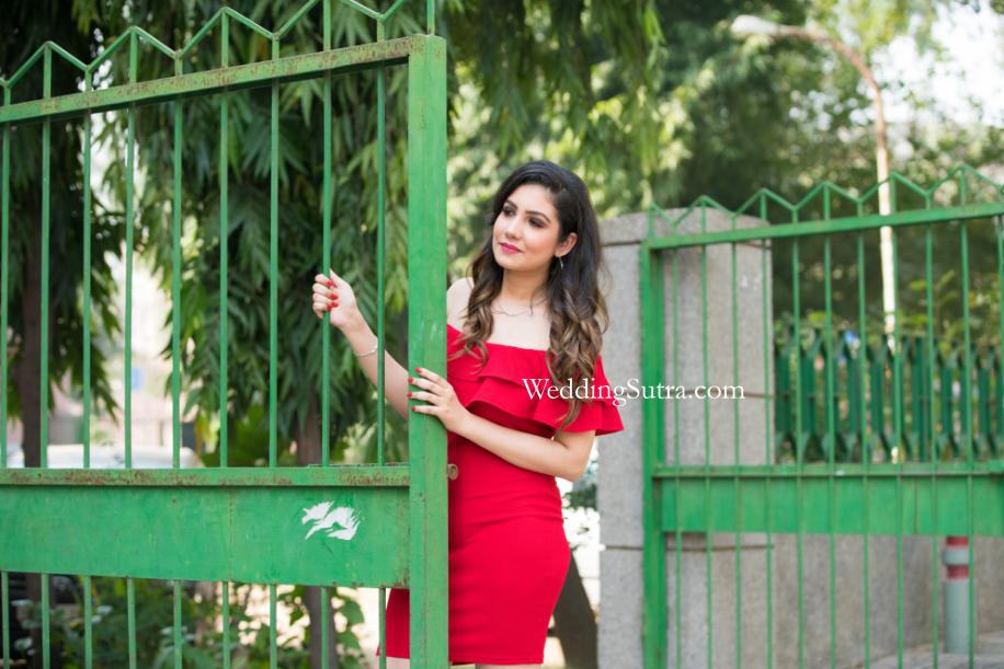 Anish and Prerna's Platinum Day of Love