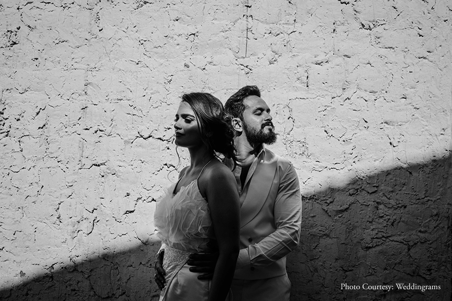 A soulful pre-wedding photoshoot that captured the beauty of this couple's love against the rugged and magnificent terrain of Ladakh
