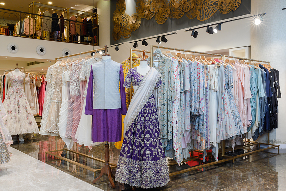 Bangalore Brides, Head to Armadio for the latest Designer Delights