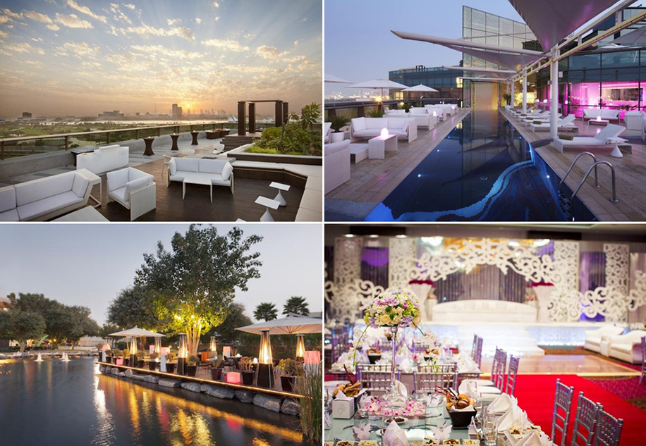 Jumeirah weddings