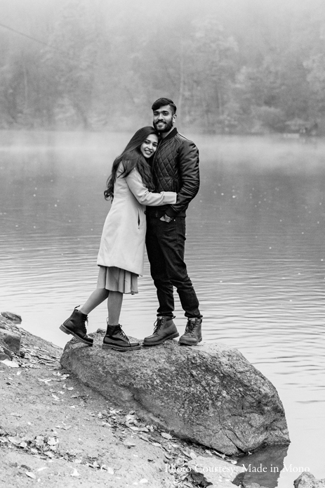 Travel Bloggers Rebecca and Gowtham's Stunning Pre-Wedding Shoot in Rugged Armenia