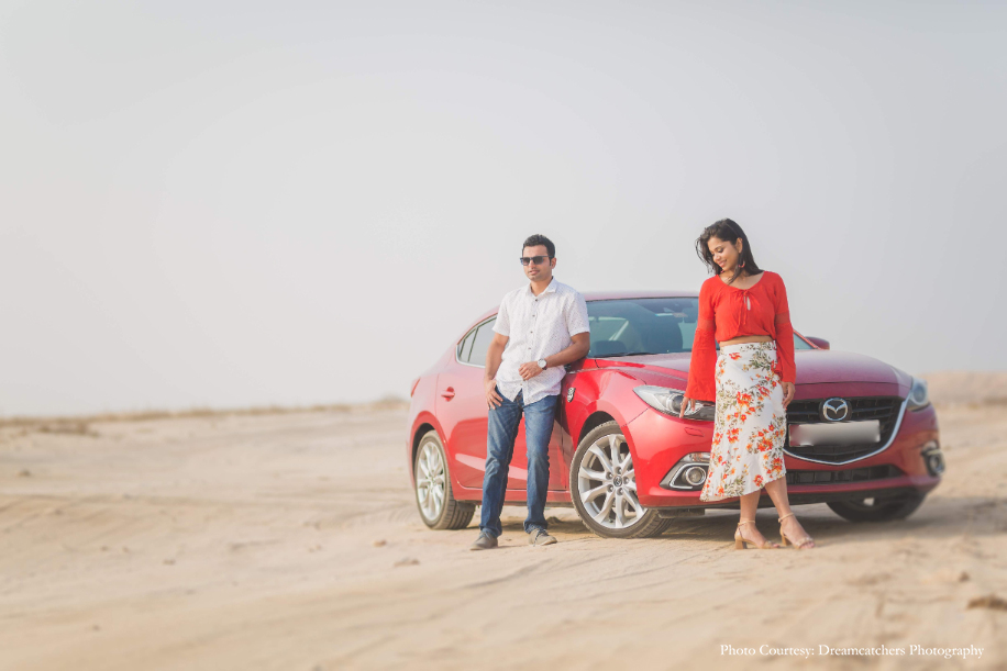 Pre-wedding Shoot in the jewel of Qatar, Doha!