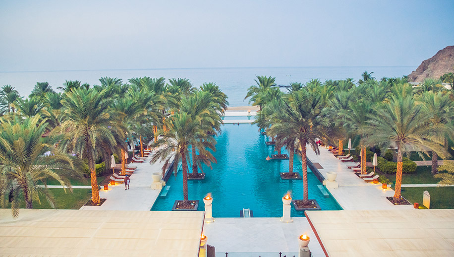 Royal Destination Wedding Venue - Al Bustan Palace – A Ritz-Carlton Hotel, Sultanate of Oman
