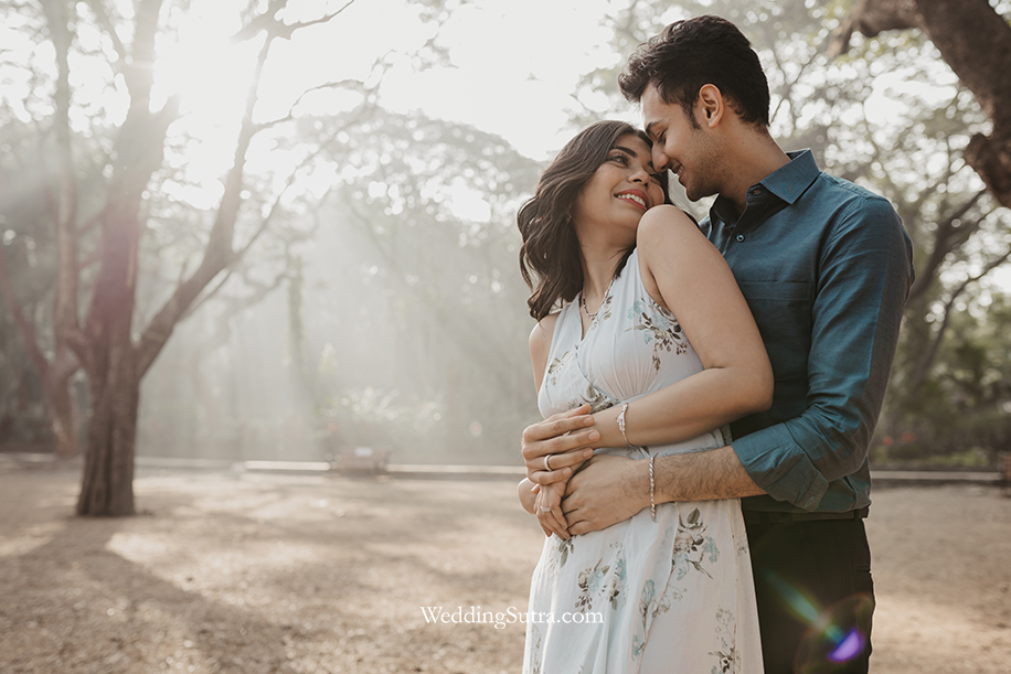 Kavya and Mehul's Platinum Day of Love