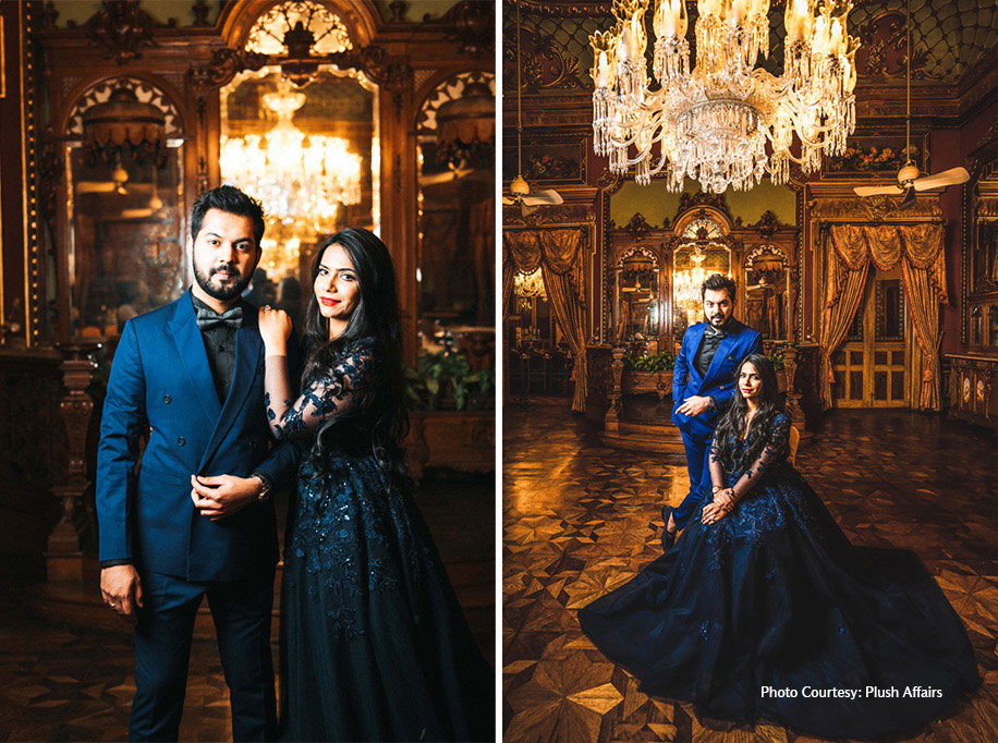 Nabila and Mustakeen's Pre-Wedding Photo Shoot