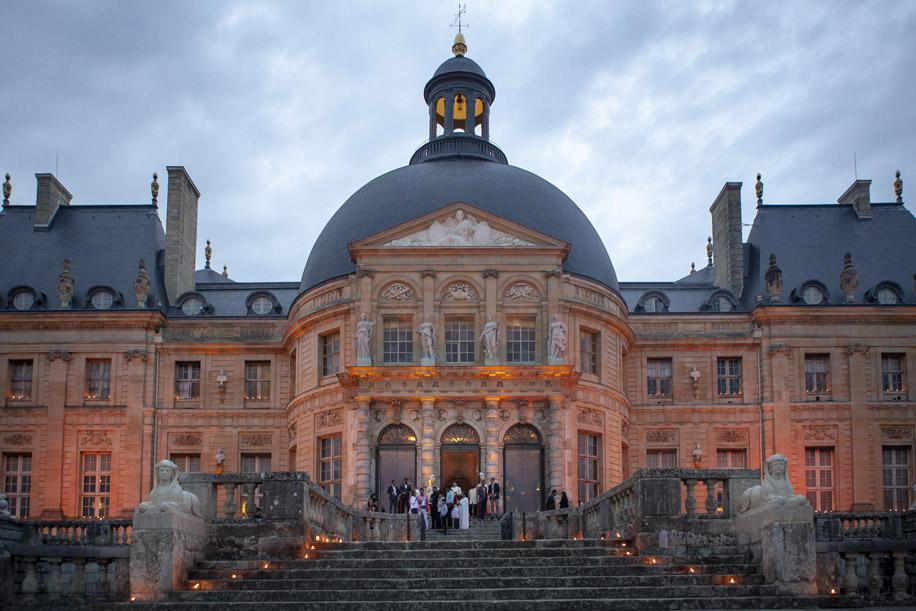 An Extravagant Celebration in Paris by Wedniksha