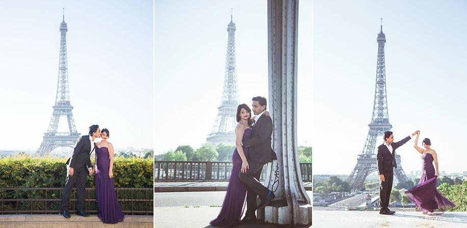 Purva and Vipul's Pre-Wedding Photo Shoot