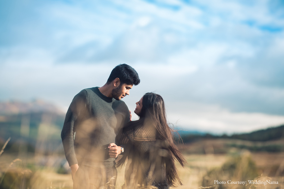 Shreya and Vishal's Pre-wedding Photo Shoot in Scotland Had All the Elements of a Fairy Tale
