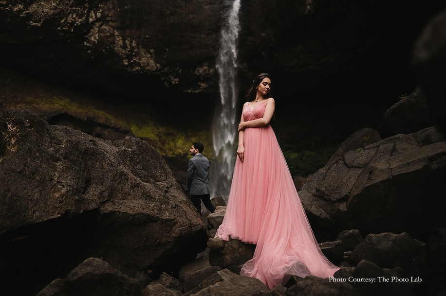 Sneha and Jignesh' Pre-Wedding shoot