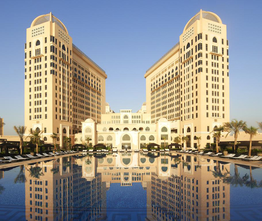 The St Regis Hotel Doha