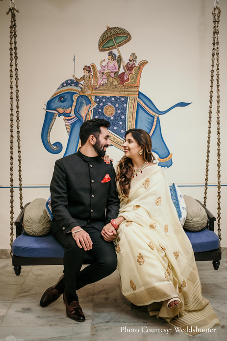 A Royal Pre-Wedding Shoot in Jodhpur