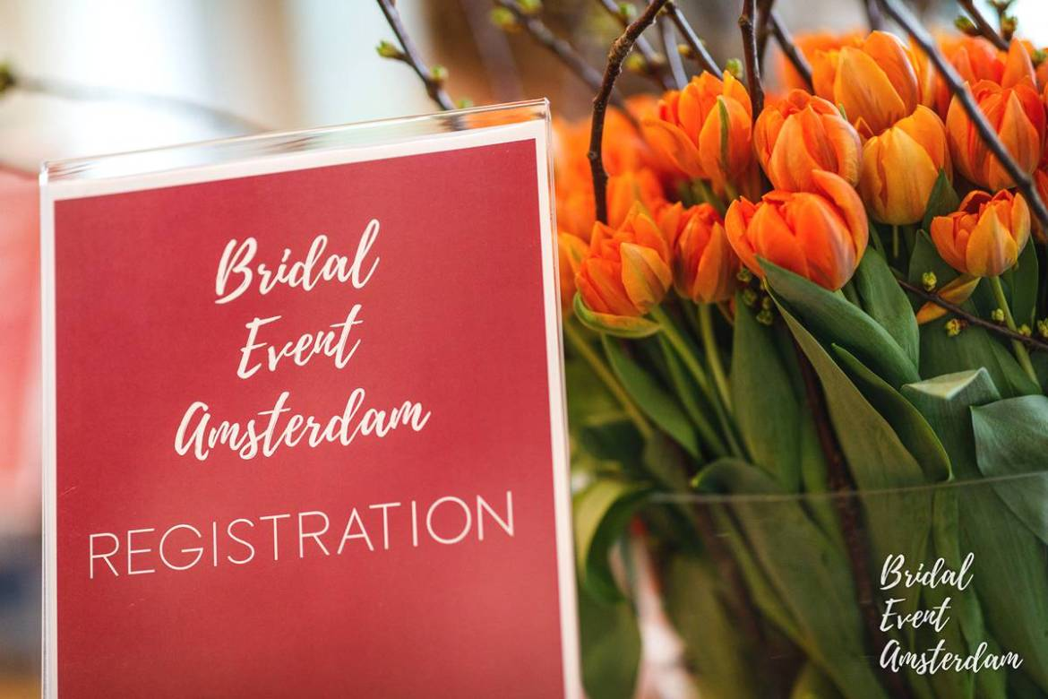 bridal event amsterdam