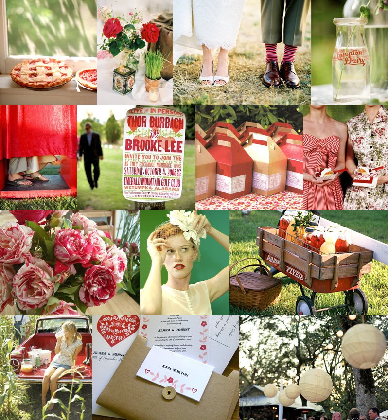 Christmas In July Wedding Theme Fantastical Wedding Stylings