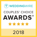 Occasions at Laguna Village WeddingWire Couples Choice Award Winner 2018