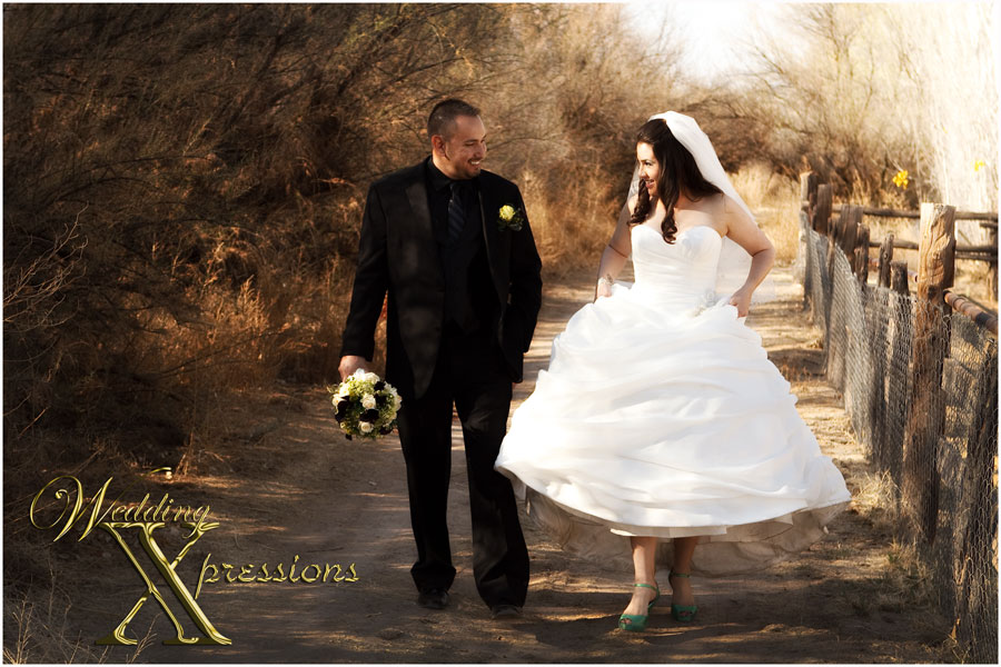 Wedding in El Paso, TX by Wedding Xpressions Photography