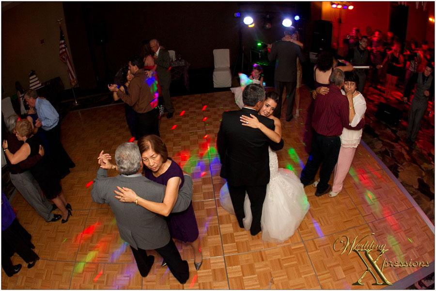 Wedding at Double Tree Hotel El Paso Texas