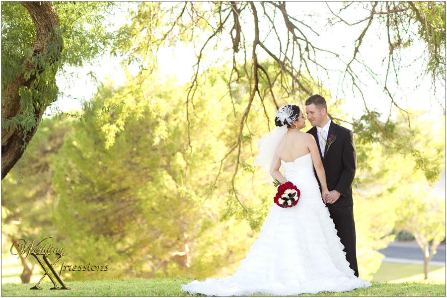 Martin & Gladis during their El Paso, TX wedding