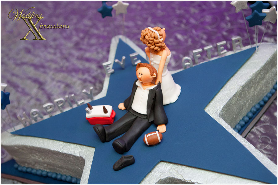 cowboys groom's cake