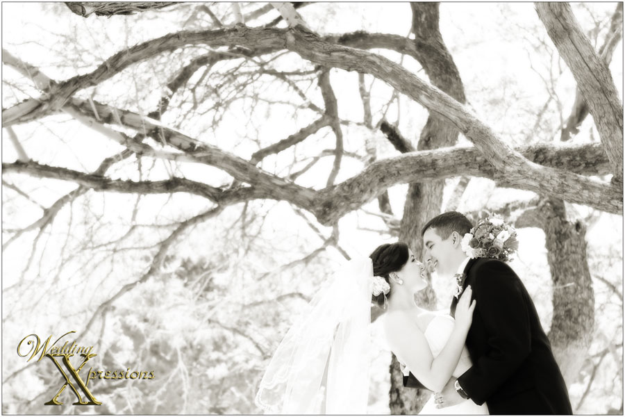 El Paso Memorial Park wedding photography