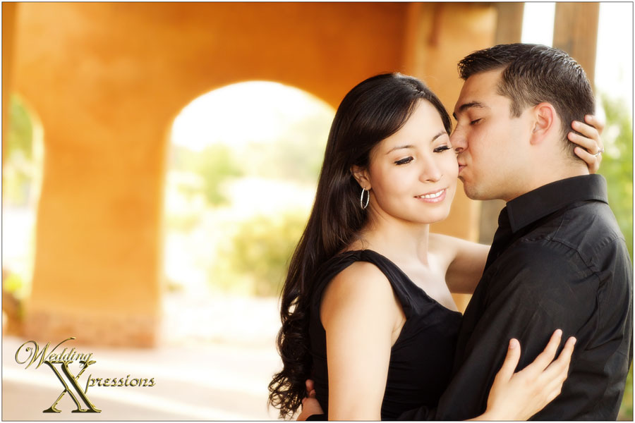 Miguel & Valerie engagement photography session