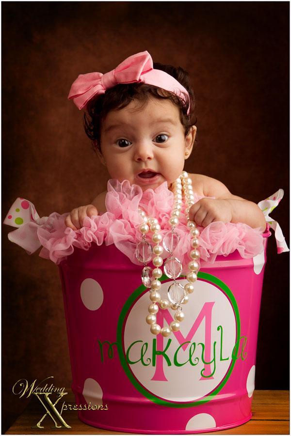 Makayla baby portraits